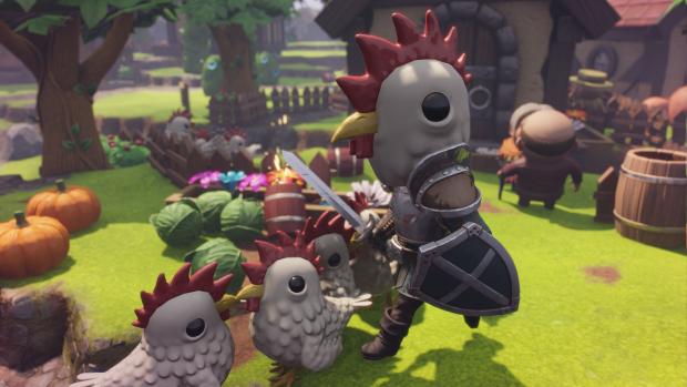 Screenshots of August 2014 pre-alpha build