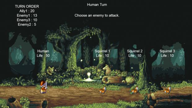 Heroes Leftovers : Road to RPG #2 - Battle