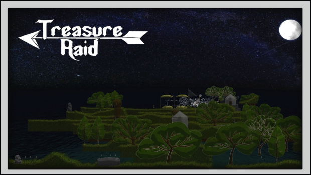 Treasure Raid - Wallpaper #1