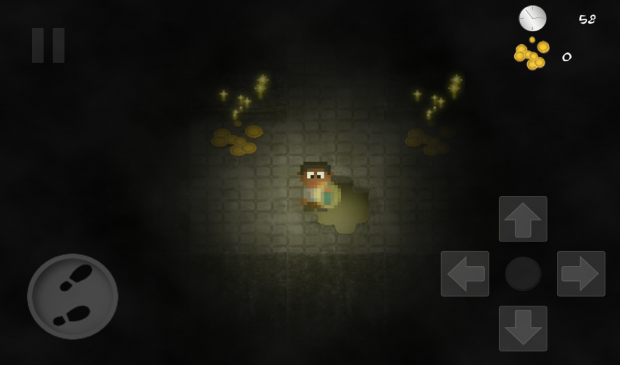 "Screenshots of my Game ""Maze"""