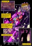 Street Fist Comics
