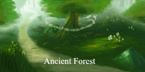 Ancient Forest Battleback Preview