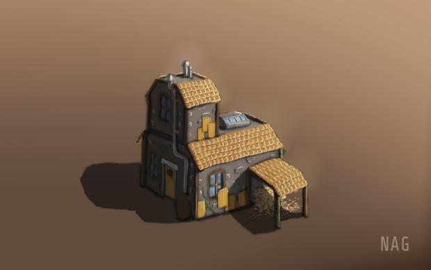 Nag Concept - Modern House