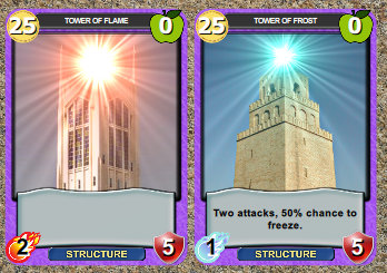 The Mage King's Structures
