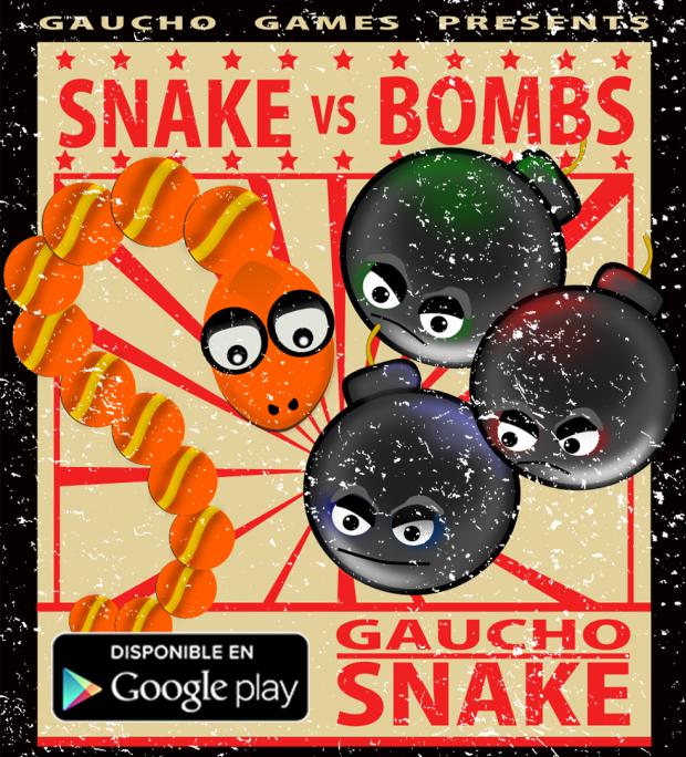 SnakeVSBombs