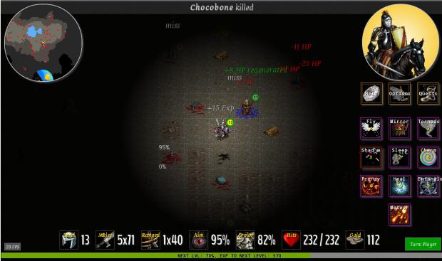 v0.95a screenshots