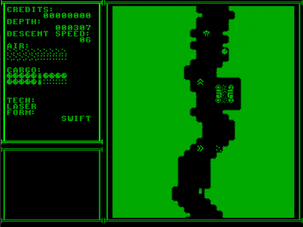 Seas of Scred - WIP Shot 010