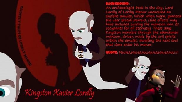 Kingston Xavier Lordly