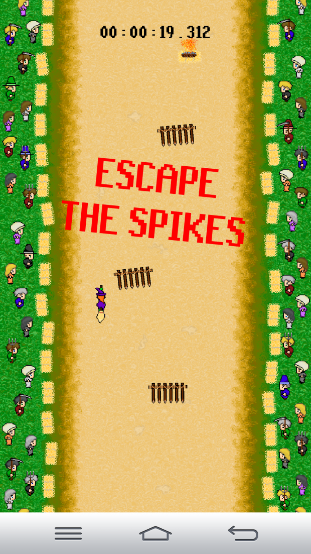 Escaping Witch Screenshots