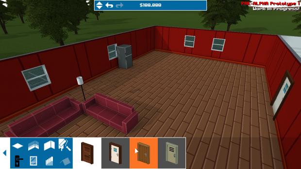 Improved Build Mode