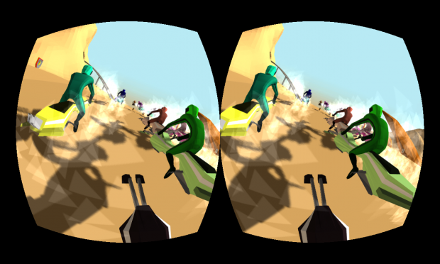 Testing VR Support