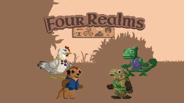 Four Realms Update v1.42 New Wardens!