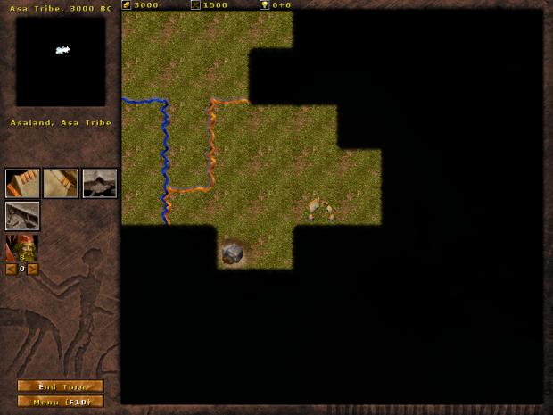 Grand Strategy Mode (Asa Tribe)