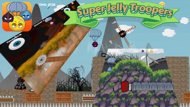 Super Jelly Troopers promo pic