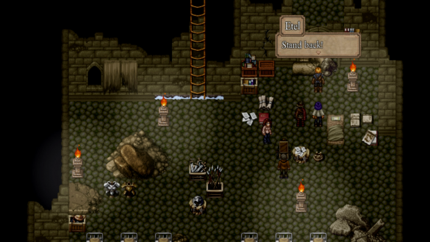 Vidar Screenshot (Castle Ruins)