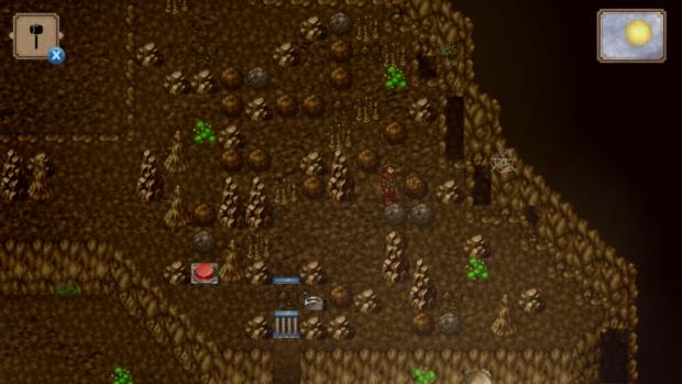 Vidar Screenshot (Boulder Cave)