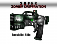 Specialist Rifle