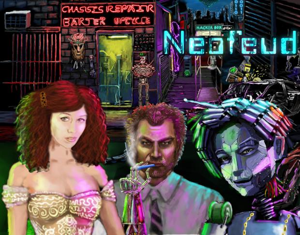 Neofeud logo