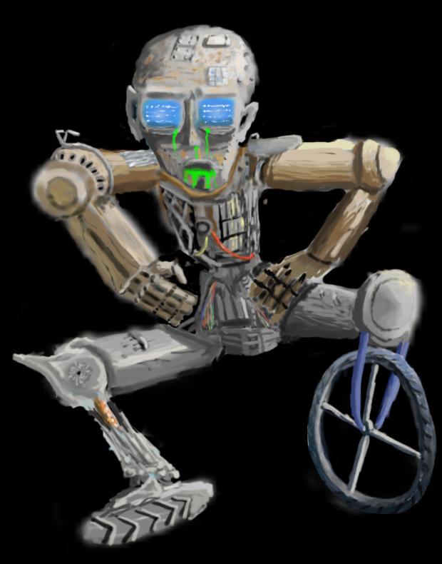 Robo-Junkie