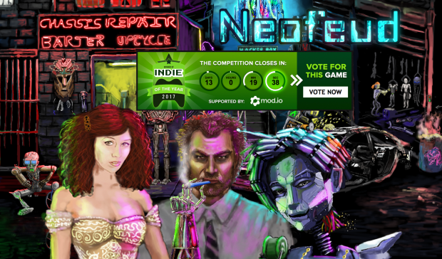 Vote For Neofeud!