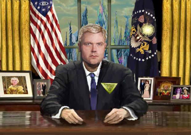 President of the Illuminati