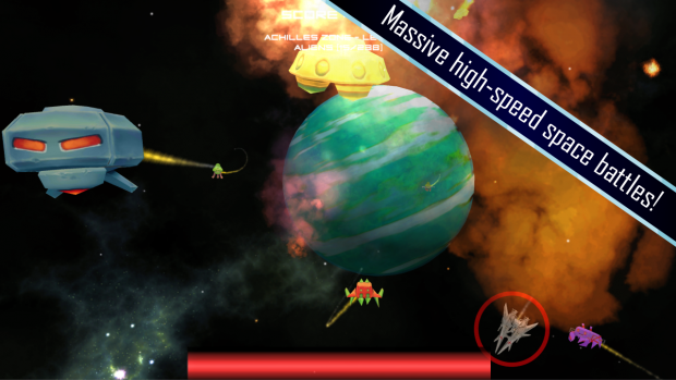 Gameplay & Promo Screenshots