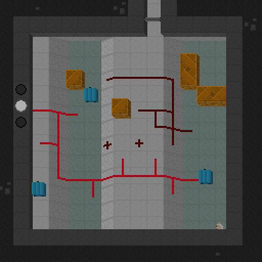 Basic game rendering and logic