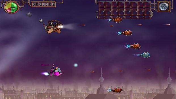 Crazy Steam Bros 2 Screenshots