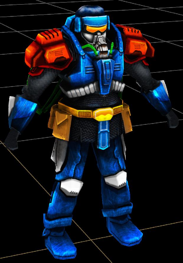 Heavy Soldier Redo