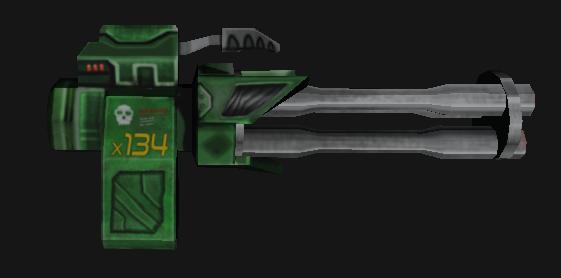New Minigun