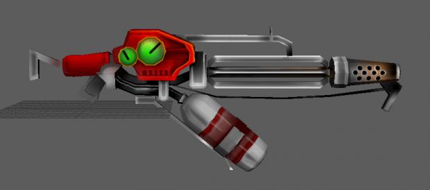 New Flamethrower