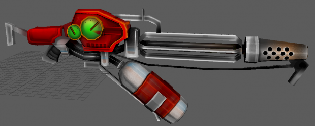 New Flamethrower Done