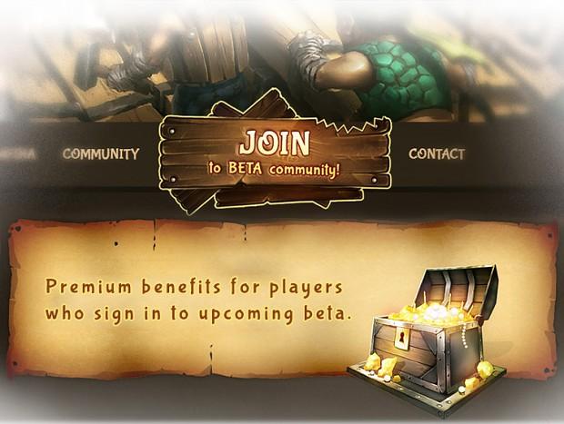 Join to upcoming beta version -SplashBlades-