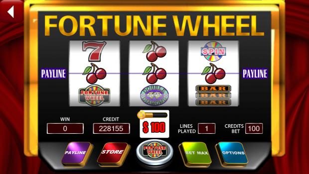 Images - Fortune Wheel Progressive Slot Machine - Indie DB