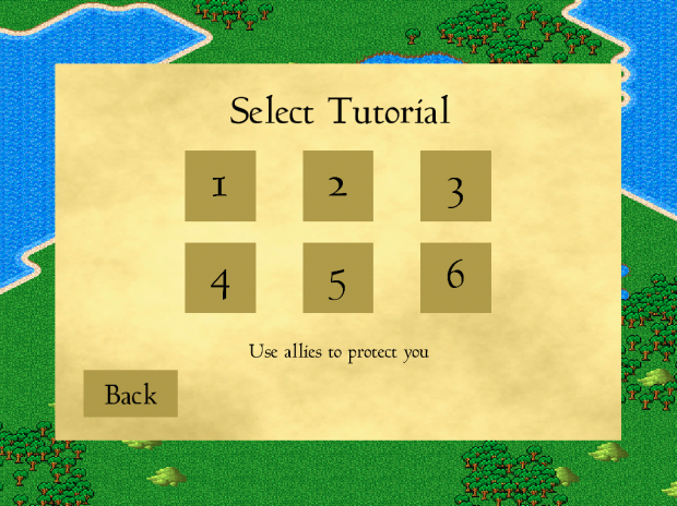 TutorialSelection