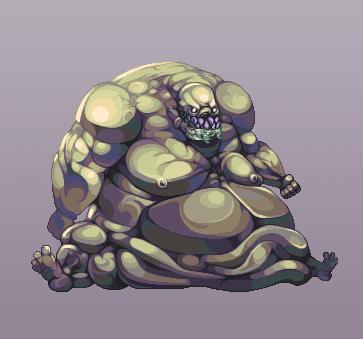 Boss - The glutton