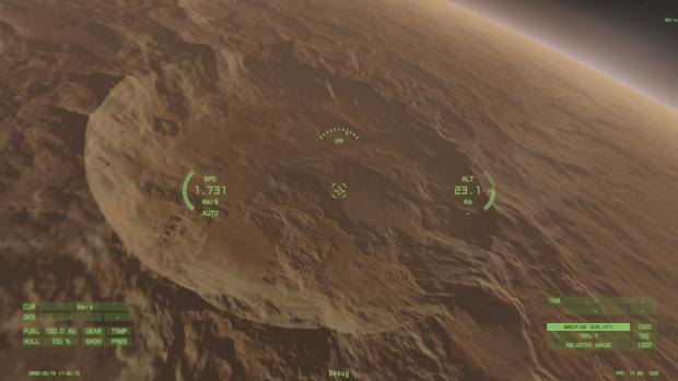 Procedural Crater