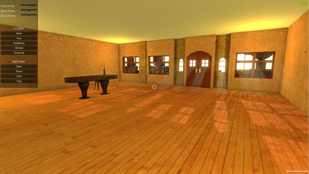 Taft Inn Interior Textures