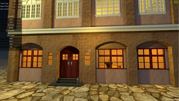 More Textures for Taft Inn
