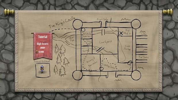 Map Menu