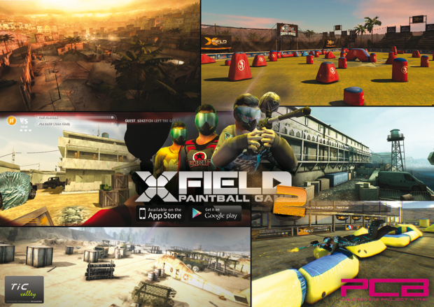 ScreenShots image - XField Paintball 2 Multiplayer Game - Indie DB