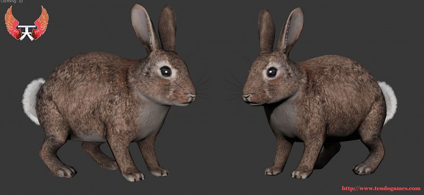 The rabbit - UDK preview
