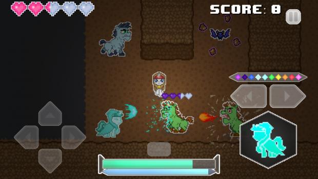 Unicorn Training Screenshots