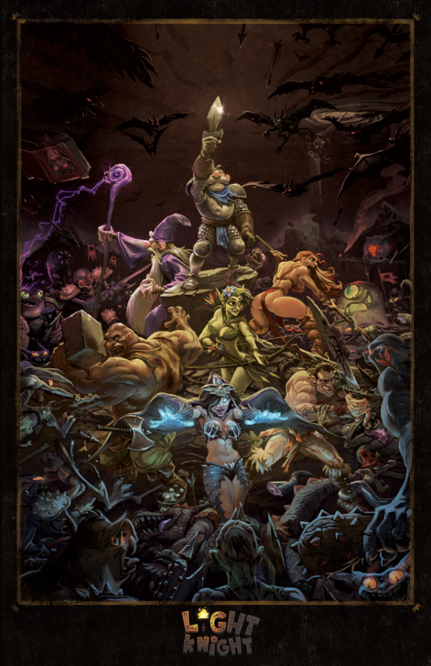 Final Promotional Poster