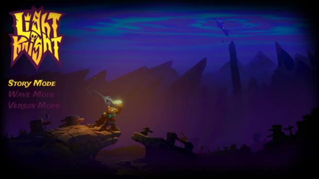 Updated screenshots for Light Knight