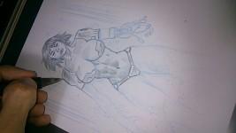 BROKEN CORE original Sketch