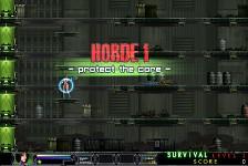 Screen Survival Mode