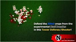 Nazi Bunnies - Tower Defense - Shooter