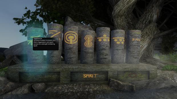 New Menu Screenshots