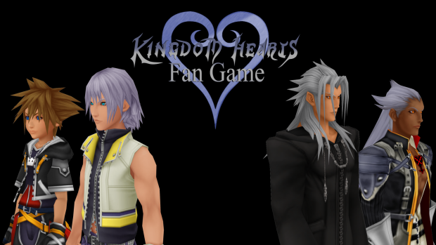 Kingdom Hearts Fan-Game (Wallpaper 2)